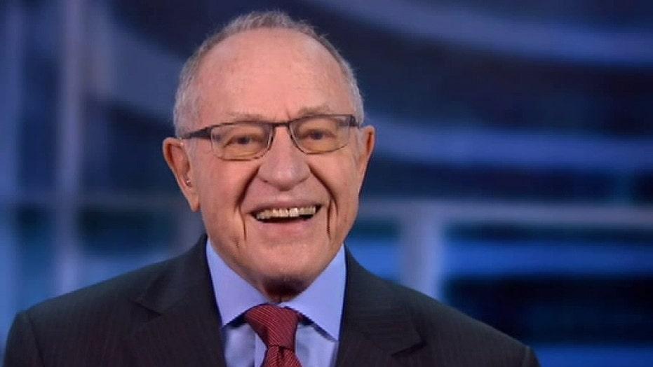 Alan Dershowitz spars with 'The View' hosts on Trump's impeachment defense