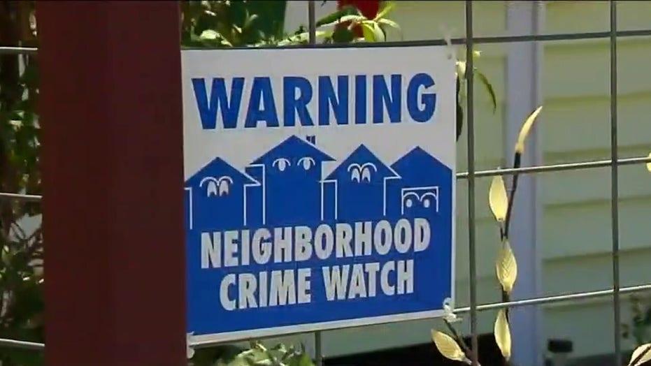 Neighborhoods take action amid crime spike