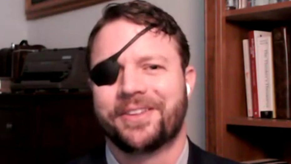 'Surgical miracle' saved Rep. Dan Crenshaw's left retina