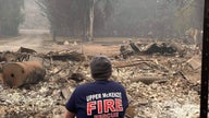 Oregon fire chief loses 2 homes and station, 'the whole town is gone'