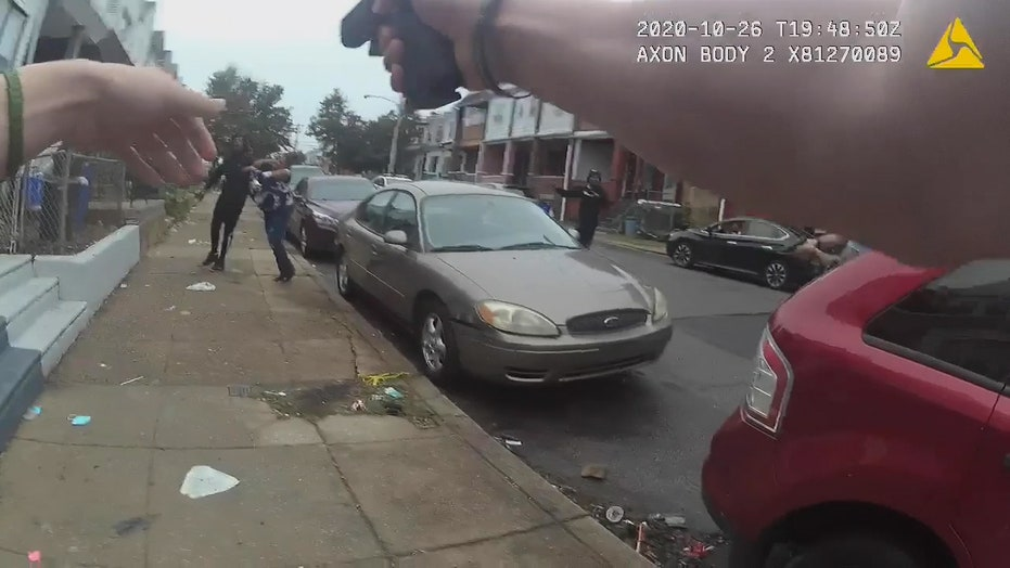 Philadelphia police release 911 call, body camera footage in shooting of Walter Wallace Jr.