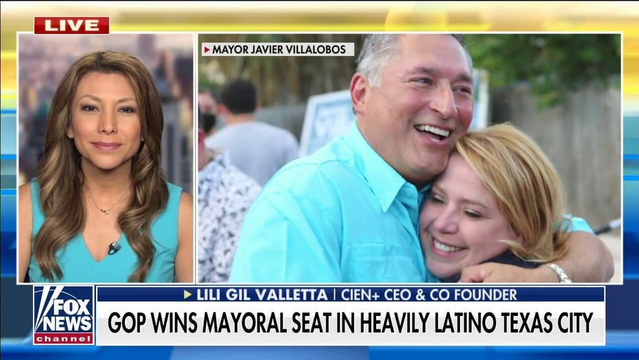 Texas Republican winning McAllen mayoral race a signal of what's to come in 2024: Hispanic data expert