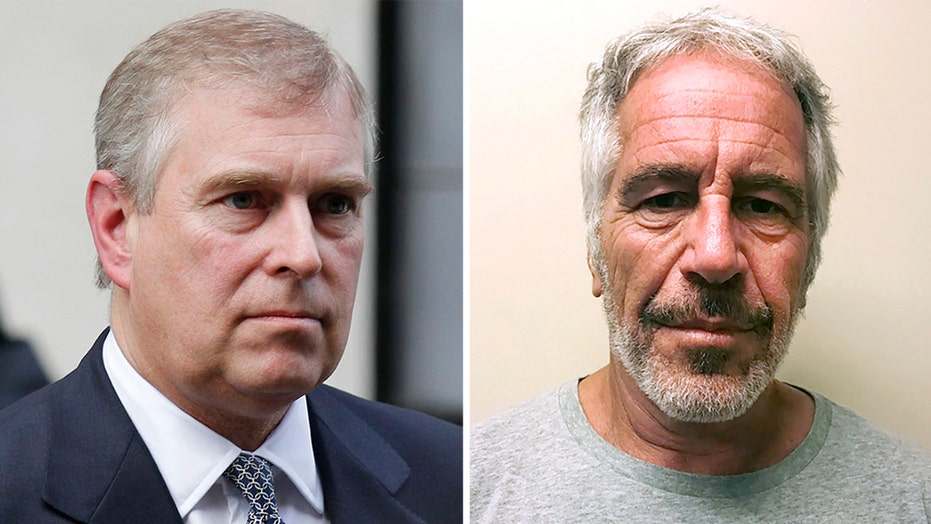 Prosecutors ding Prince Andrew for not helping feds in Epstein case