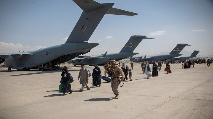 Kabul airport a 'very attractive target' for ISIS-K, al Qaeda: Schiff