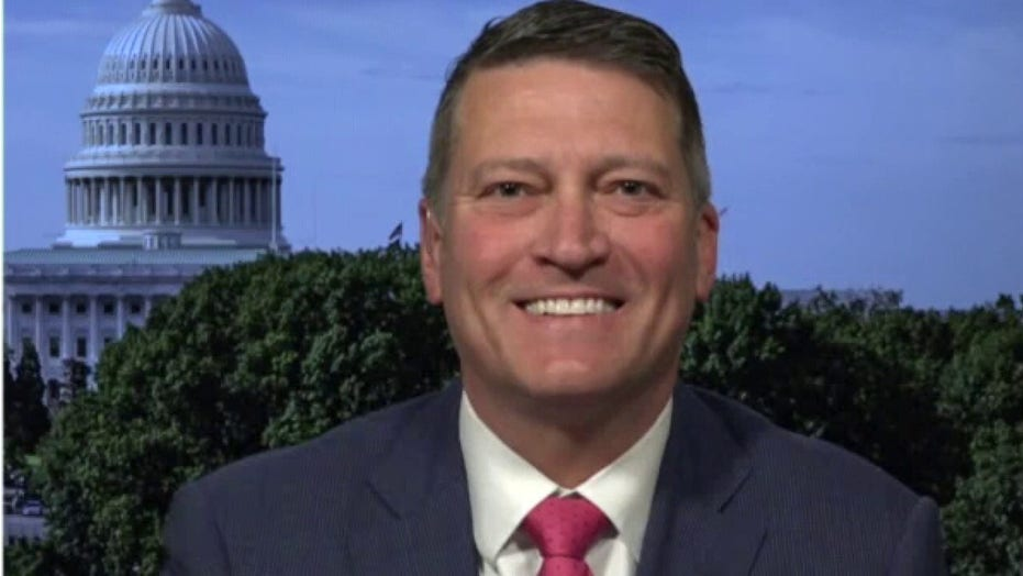 'Blue states are still being buried by leadership': Rep. Ronny Jackson