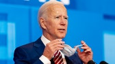 Media question Biden on oil