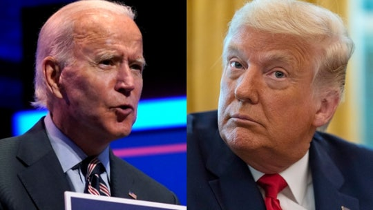 Fox News Poll: Tight race in Ohio, Biden tops Trump in Nevada and Pennsylvania