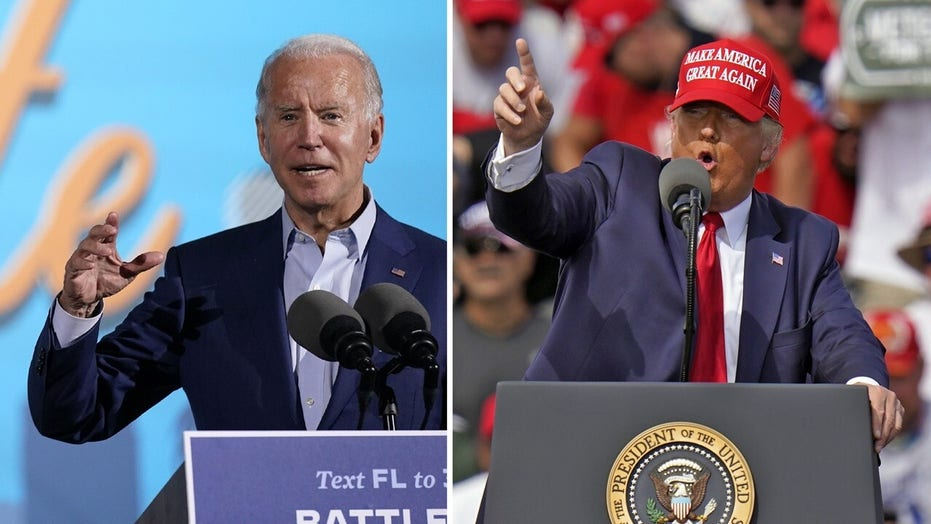 Trump will win after Biden made 'biggest miscalculation' hiding in basement: McEnany