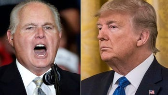 Trump on Limbaugh's cancer update: 'Never going to be a voice like Rush'