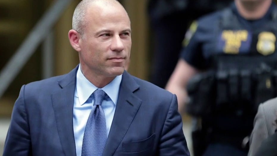 Jonathan Turley calls 2.5 year sentence of former law student Avenatti a 'tragedy of epic proportions'