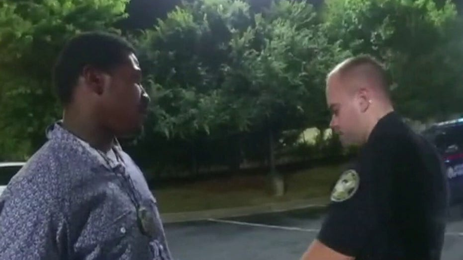 Atlanta officer hit with 11 charges, including felony murder, for shooting of Rayshard Brooks
