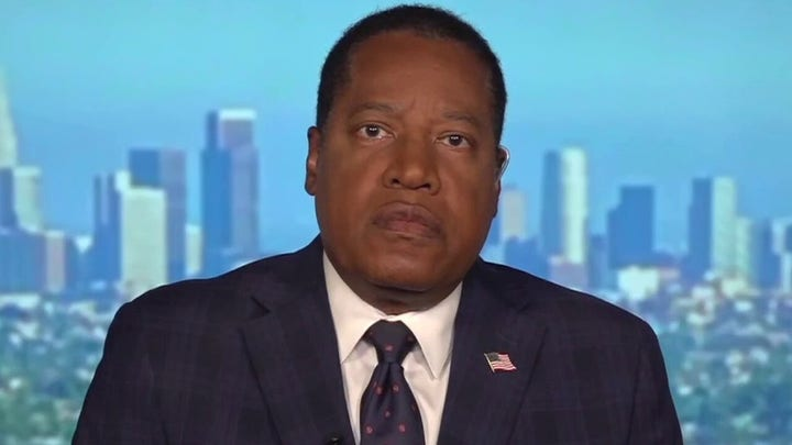 Larry Elder calls out 'media hypocrisy' in California recall election