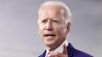 Biden says he'd bring back lockdowns despite drop in COVID-19 cases