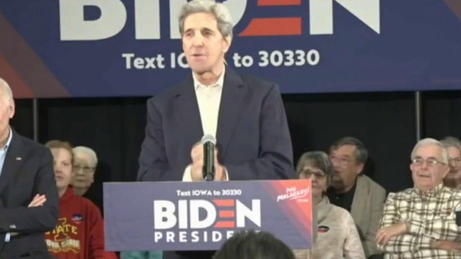 Stefanik: 'What is John Kerry actually doing' as Biden 'climate czar'?