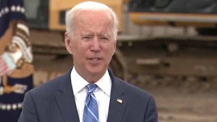 Sen. John Kennedy: Biden is extending federal government into every corner of American's lives
