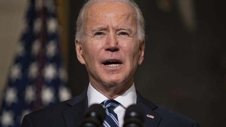 Biden's coronavirus relief package slammed as 'blue state bailout'