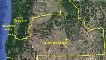 Rural Oregon counties vote to discuss seceding from state to join 'Greater Idaho'