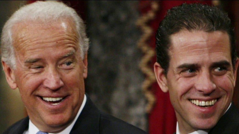 Why is mainstream media refusing to pick up Hunter Biden email story?
