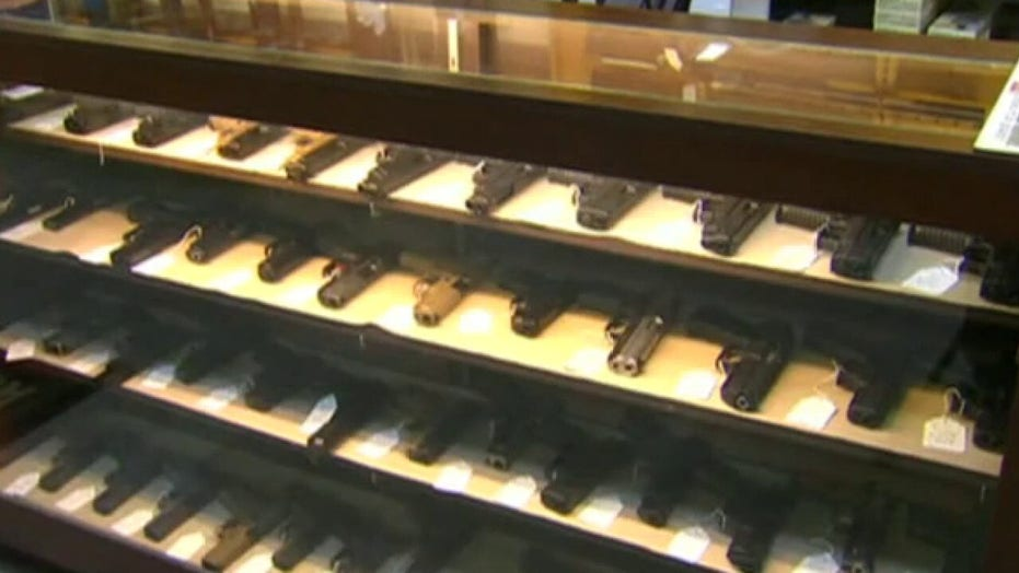 Democrats' public gun registry bill blasted as 'frightening,' 'anti-police'
