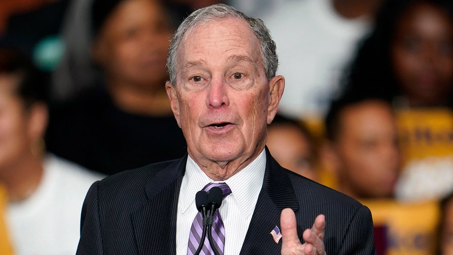 Do voters think Michael Bloomberg is trying to buy the 2020 election?