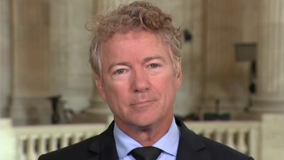 Sen. Rand Paul: Afghanistan could be 'worst military mistake' in US history
