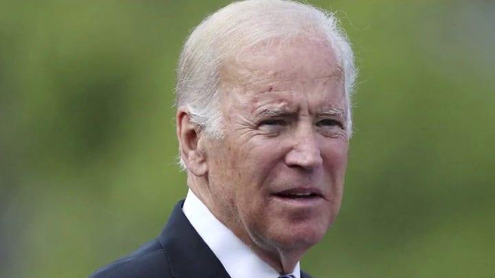Joe Biden takes aim at Pete Buttigieg after 'gut punch' in Iowa