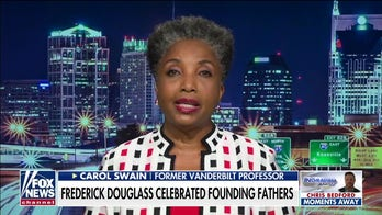 Carol Swain: Our foreign enemies are benefitting from divide in America