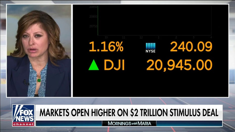 Maria Bartiromo: Wall Street expecting recession, quick bounce back