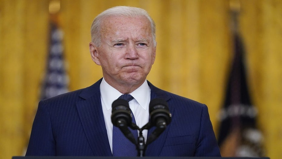 Rep. Gallagher slams Biden for 'lying' about crisis in Afghanistan