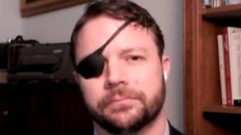 Rep. Crenshaw shares update after receiving emergency eye surgery