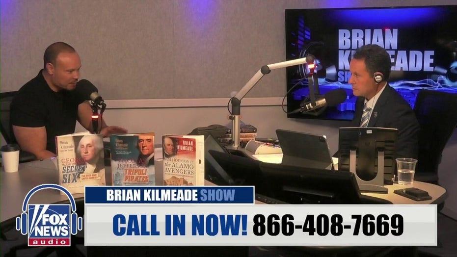 Dan Bongino on 'Kilmeade Show': Manchin 'saving Democrats from themselves'