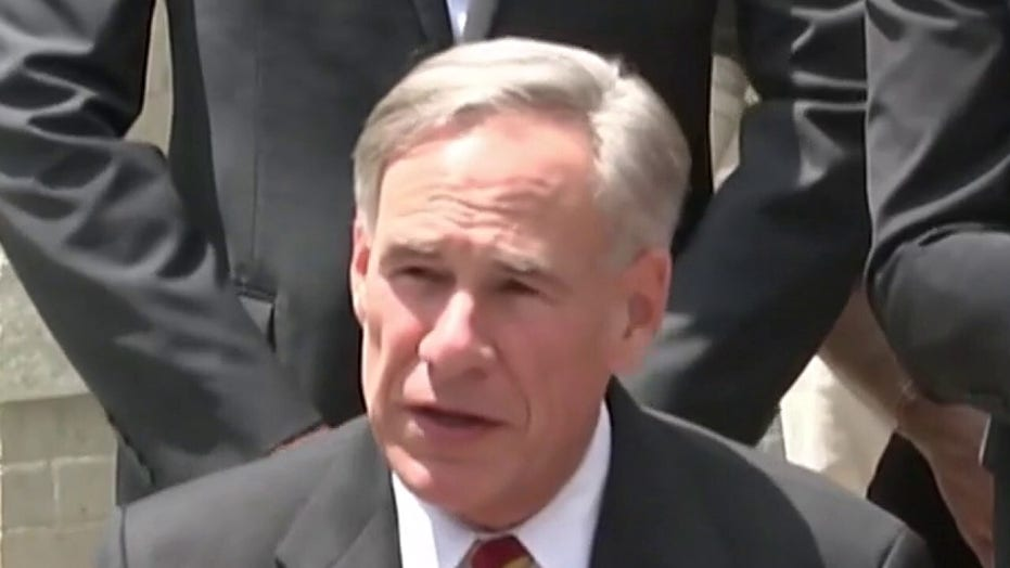 Texas Gov. Abbott sued over ballot drop-off order