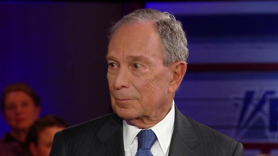 Town Hall with Michael Bloomberg: Part 1