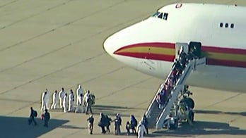 180 coronavirus evacuees released from Travis Air Force Base after quarantine