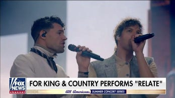 Christian pop duo For King & Country return for concert tour after two years
