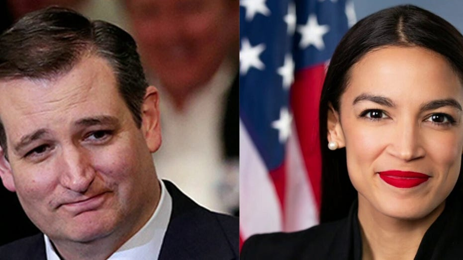 Rep. Chip Roy calls on AOC to apologize for tweeting Cruz 'almost had me murdered'