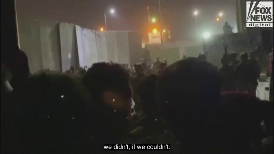 Afghans describe harrowing experiences trying to escape through Kabul airport: The Last 96 Part 3