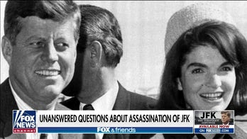 Jarrett: What is the government hiding about JFK assassination?