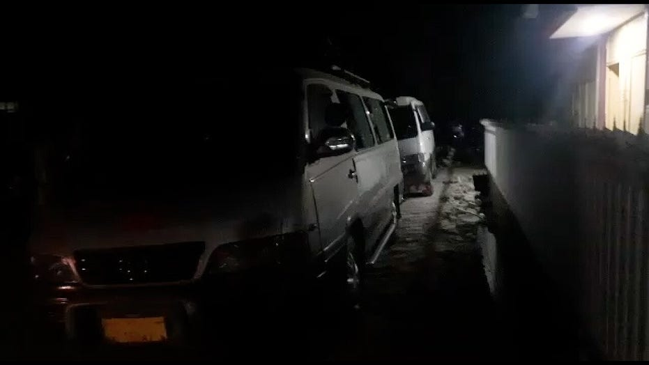 Americans, LPRs, SIVs left stranded in Kabul at Taliban checkpoint