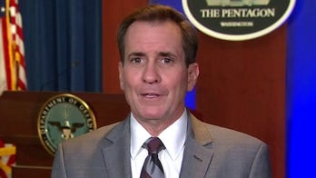 John Kirby: Syria strike was about protecting US troops in Iraq