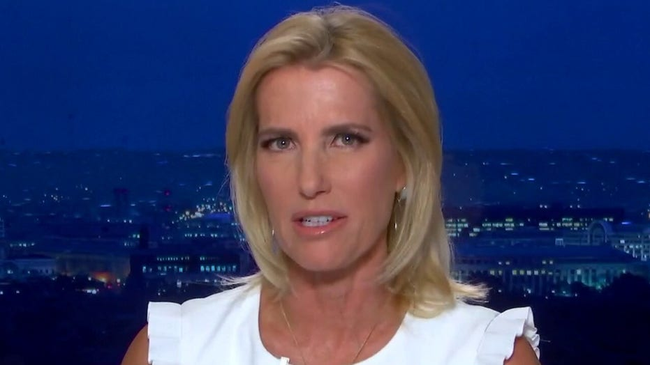 Ingraham: 'Country is going nowhere good' if Dems' infrastructure package passes