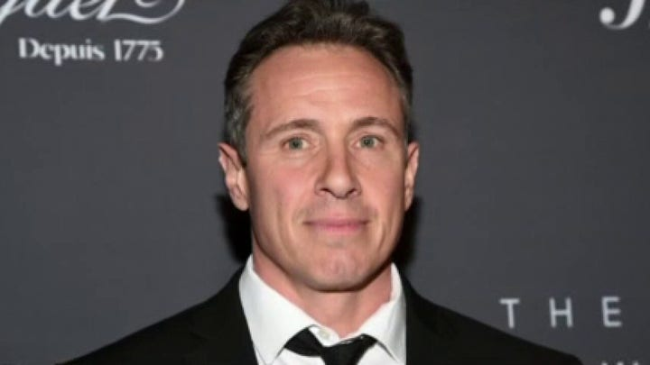 Report says CNN top brass suggested Chris Cuomo take temporary leave of absence
