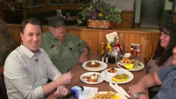 Breakfast with 'Friends:' Nevada voters react to President Trump's rally