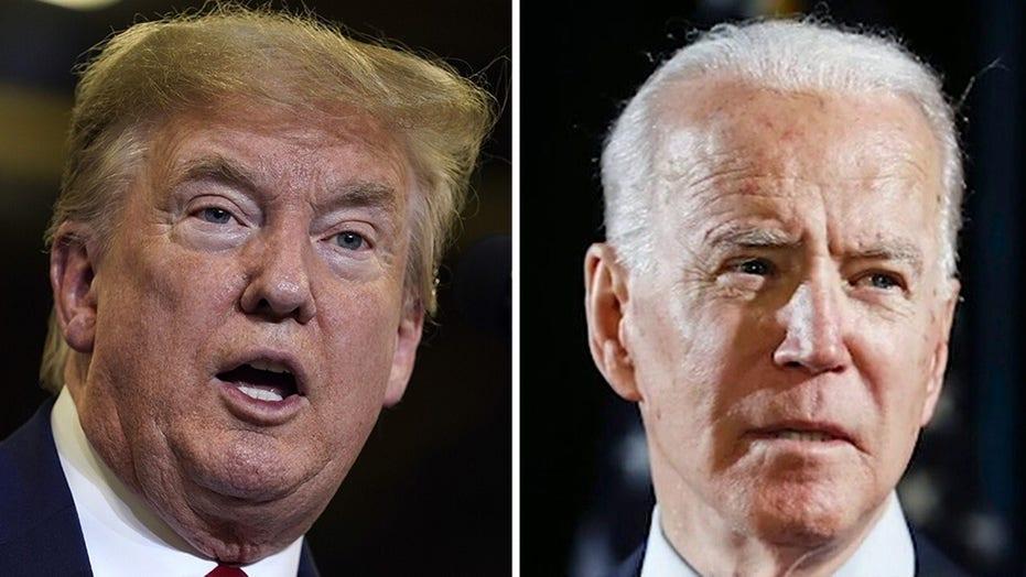 Trump visits battleground Arizona while Biden ramps up digital campaign
