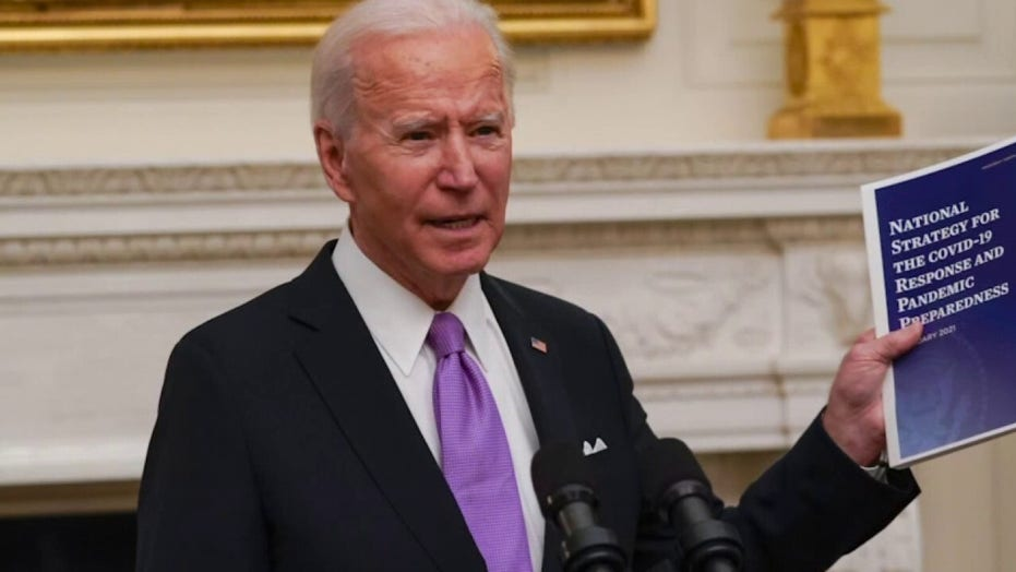 Biden administration's push to pause deportations, border wall construction 'purely political': Activist