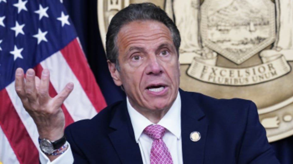 Bongino: 'Nothing will happen' to Andrew Cuomo because Democrats are 'a protected class'