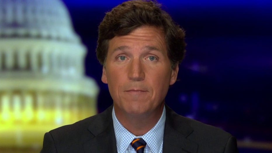 Tucker: California gov breaking own COVID-19 rules sums up 2020