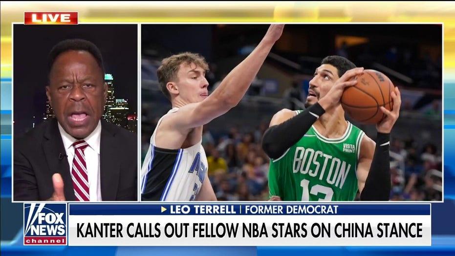 Leo Terrell blasts 'disingenuous' NBA stars: Enes Kanter is a 'true human rights activist'