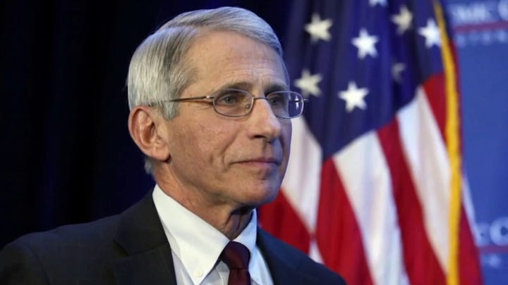 'The Five' react to Biden's ongoing support of Dr. Fauci