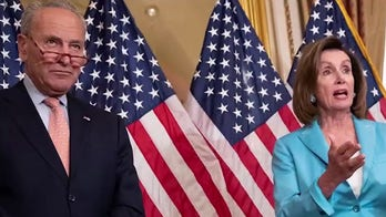 Pelosi, Schumer preemptively call on Trump to lower flags once US reaches 100,000 coronavirus deaths